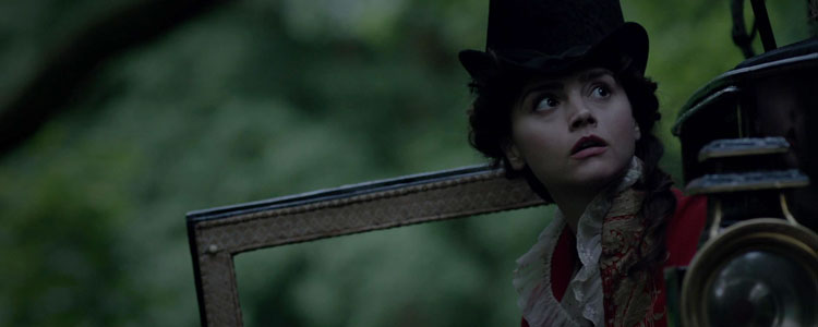 Death Comes to Pemberley Episode 1