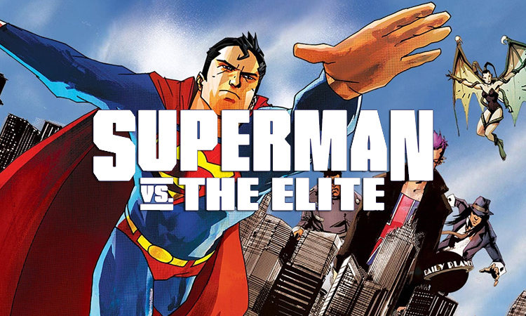 Superman: Superman vs. The Elite