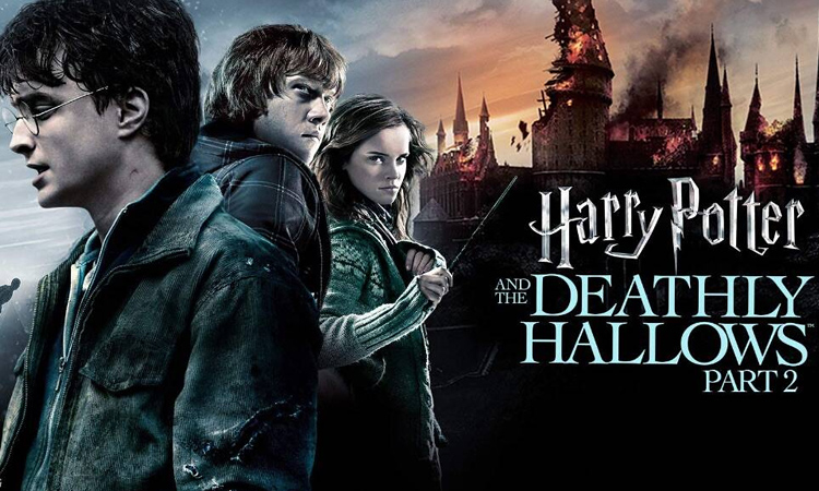 The Deathly Hallows, Part 2