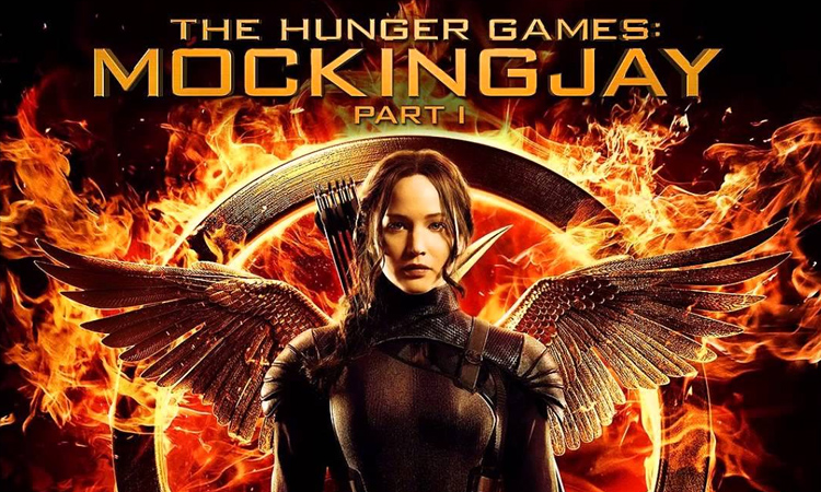 Mockingjay: Part 1
