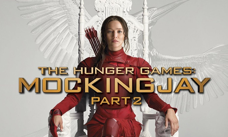 Mockingjay: Part 2