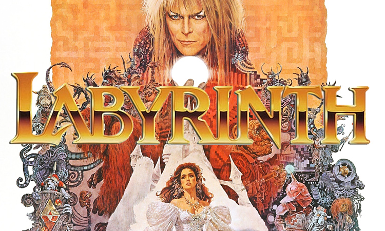 Labyrinth (BluRay)