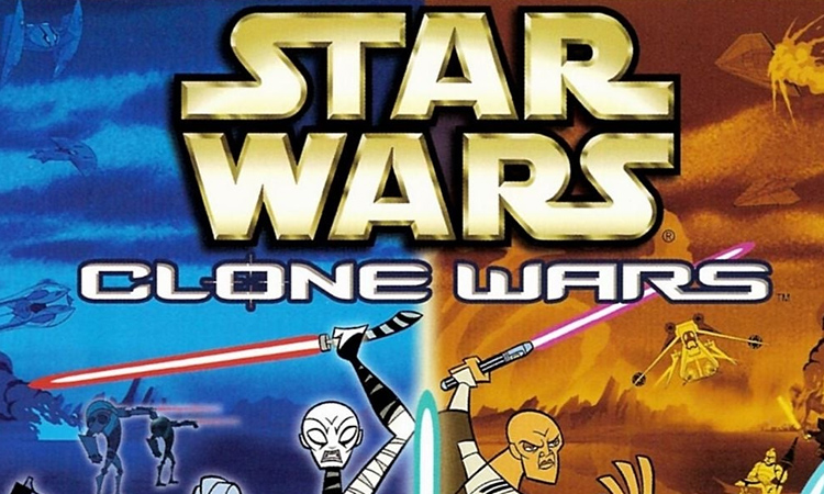 Star Wars: Clone Wars (2D)