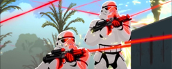 Stormtroopers vs. Rebels - Soldiers of the Galactic Empire