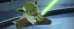 Yoda - The Jedi Master
